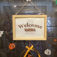 Photo taken at Cafe&Bar ODIN by 規夫 on 10/4/2015