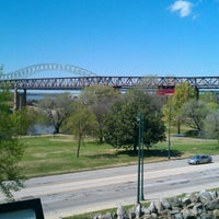 Photo taken at Mud Island River Park by Daryll D. on 4/12/2013