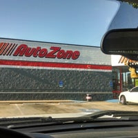 Photo taken at AutoZone by Edward R. on 4/9/2014