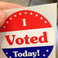 Photo taken at Wake County Board Of Elections by Josh B. on 11/1/2012