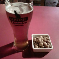 Photo taken at Jerome Brew Pub by Eugenia W. on 3/9/2013