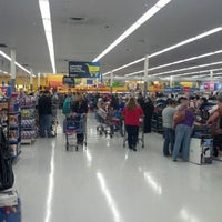 Photo taken at Walmart Supercenter by Frank T. on 11/23/2012