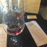 Photo taken at William Chris Vineyards by Betsy S. on 3/23/2013
