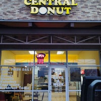 Photo taken at Central Donut by Michael F. on 4/6/2014