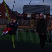 Photo taken at Inverlochy Play Park by Laura M. on 10/8/2013