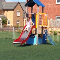 Photo taken at Inverlochy Play Park by Laura M. on 7/18/2013
