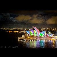 Photo taken at Sydney Harbour Bridge by Adrian L. on 5/24/2013