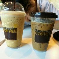 Photo taken at Sawasdee Coffee by Tangkwa S. on 2/14/2017