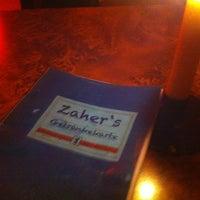 Photo taken at Zahers by bastiankbx on 9/29/2012