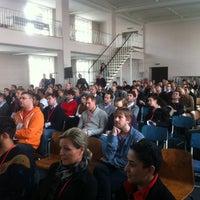 Das Foto wurde bei Hochschule für Wirtschaft und Recht (HWR) von bastiankbx am 3/15/2013 aufgenommen