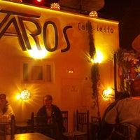 Photo taken at Taros by Delia on 5/11/2013