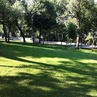 Photo taken at Yıldız Parkı by Nihan A. on 7/13/2013