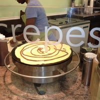 Photo taken at Cookies N' Crepes by Shirley C. on 2/2/2013
