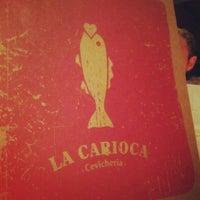 Foto tirada no(a) La Carioca por Aline G. em 2/25/2013