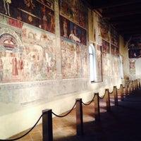 Photo taken at Palazzo Schifanoia by Alessandro P. on 3/23/2014
