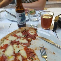 """Photo taken at """"Pizza Please"""" by Jamie F. on 7/31/2017"""