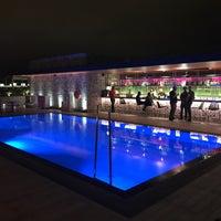 Photo taken at Bar del Hotel Catalonia Barcelona Plaza by Greg on 9/14/2017