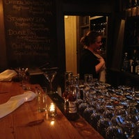 Photo taken at Rye Tavern by Greg on 2/14/2013