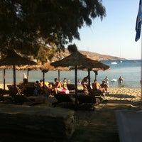 Photo taken at Porto Koundouros Beach by John P. on 7/27/2013