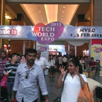 Photo taken at Hall 3 Mid Valley Exhibition Centre (MVEC) by Zeal L. on 2/3/2013