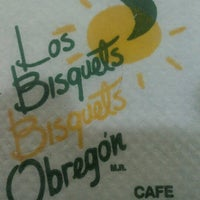 Photo taken at Los Bisquets Bisquets Obregón by GUSTAVO V. on 12/23/2012