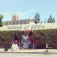 Photo taken at Museum of Death by Mark W. on 5/3/2014