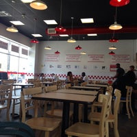 Photo taken at Five Guys by Adela F. on 7/2/2016
