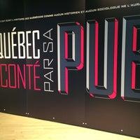 Photo taken at Musée Québécois de culture populaire by Denis R. on 5/16/2014