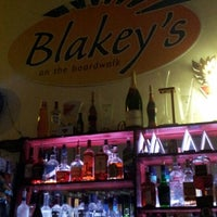 Photo taken at Blakey's on the Boardwalk by Rian G. on 1/19/2013