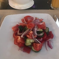 Photo taken at Ресторан отеля Bratislava by Ali K. on 8/18/2017