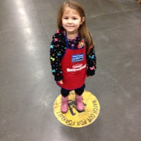 Photo taken at Lowe's Home Improvement by Heather W. on 2/8/2014