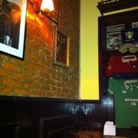 Photo taken at Shamrock Irish Pub by Thiago M. on 5/10/2013