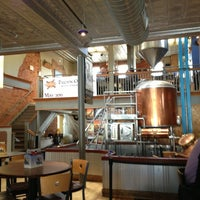 Photo taken at New Holland Brewing Company by Br💧❤️n on 3/17/2013