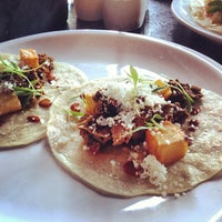 Photo taken at Empellón Taqueria by Wally G. on 6/8/2013