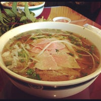 Photo taken at Pho Duy by Wally G. on 11/21/2012