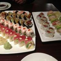 Das Foto wurde bei Oishii von Shayna W. am 12/17/2012 aufgenommen