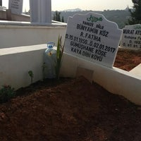 Photo taken at Bostancı Mezarlığı by NURDAN K. on 10/20/2017