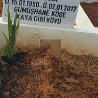 Photo taken at Bostancı Mezarlığı by NURDAN K. on 9/22/2017
