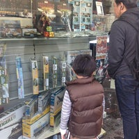 Photo taken at UML Hobby Store 環球模型 by Sheila L. on 12/1/2013