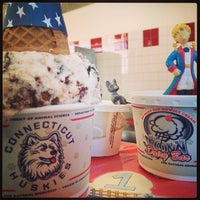 Photo taken at UConn Dairy Bar by Michael S. on 3/4/2013