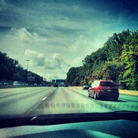 Photo taken at I-270 Exit 4A/B (Montrose Road) by Danial M. on 6/4/2013
