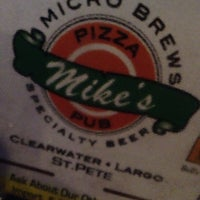 Photo taken at Mike's Pizza & Pub by Leslie® on 12/8/2013