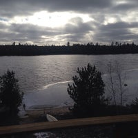 Photo taken at Lake Vermilion by Stefan M. on 11/9/2014
