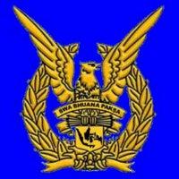 Photo taken at Pangkalan TNI-AU Halim Perdanakusuma by Aprilianto M. on 4/9/2015