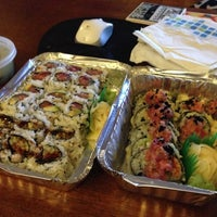 Photo taken at Sushi Tango by UNOlker on 12/9/2012