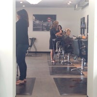 Photo taken at Bella Rey Salon by meagen k. on 9/18/2014