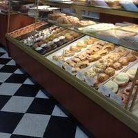 Photo taken at Servatii Pastry Shop & Deli by meagen k. on 10/11/2012
