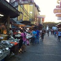Photo taken at Mahachai Market by Nidawan C. on 12/22/2012