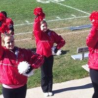 Photo taken at Glenwood High School by Karen B. on 10/26/2013