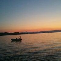 Photo taken at Ακρογιάλι by Antonis M. on 7/6/2015